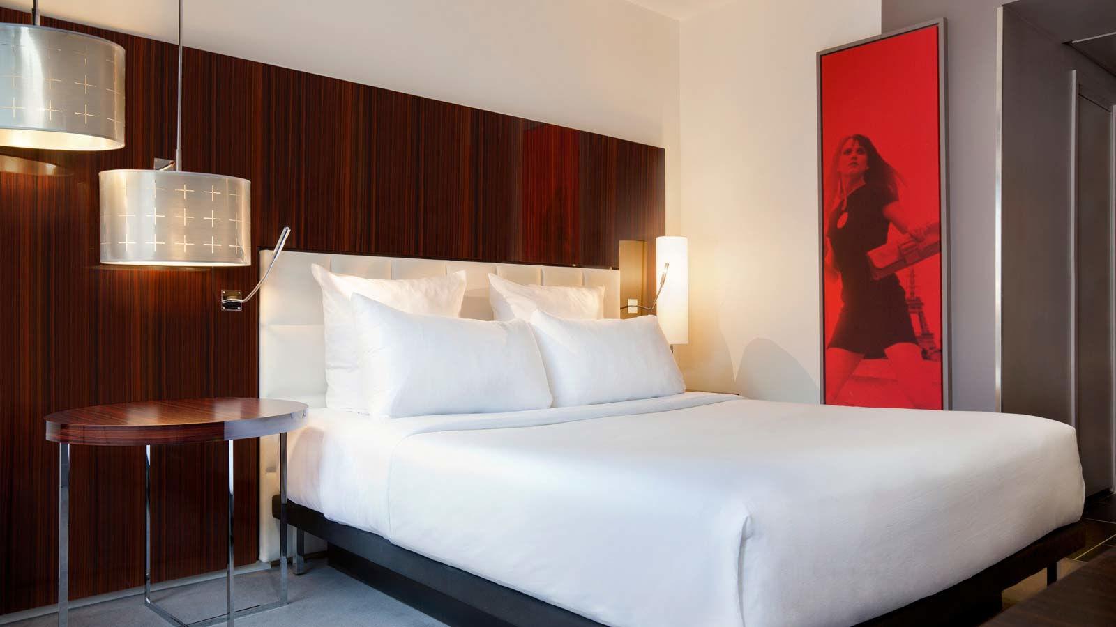chambre design et moderne le m ridien etoile meilleur tarif garanti. Black Bedroom Furniture Sets. Home Design Ideas